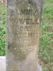 Almira Howell