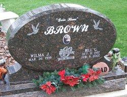 Wilma J. <i>Cline</i> Brown