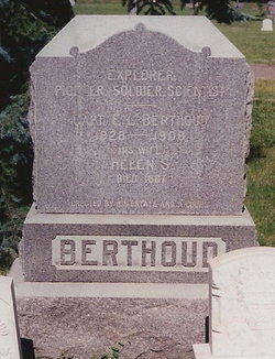 Capt Edward Louis Berthoud