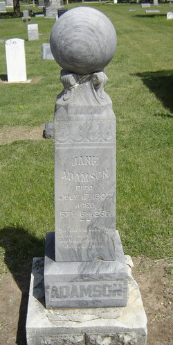 Nancy Jane <i>Knight</i> Adamson