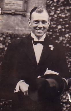 Capt Bertram Willes <i>Dayrell</i> Brooke