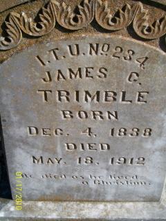 James Conway Trimble