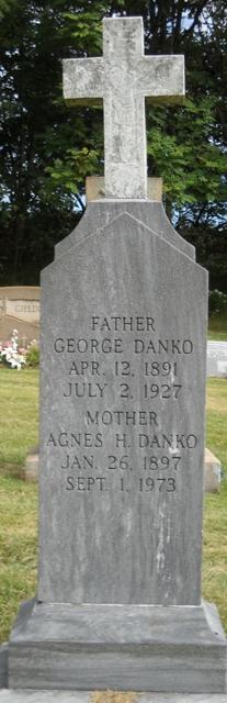 Agnes H <i>Pecuch</i> Danko