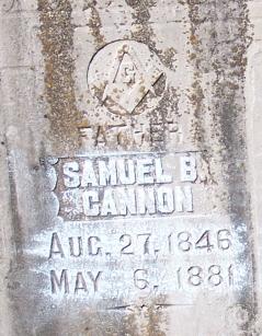 Samuel Bowles Cannon