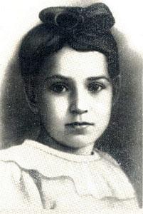 Tanya Nikolayevna Savicheva