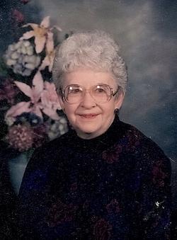 Clara Louise <i>Bednar</i> Thorsen