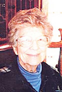 Mavis Edna <i>Sloas</i> Traylor