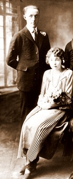 Marjorie Edna <i>Hill</i> Bentley