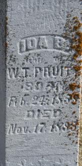 Ida B. <i>Egler</i> Pruitt