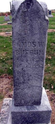 Amos W Buffum