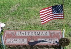 Bessie <i>German</i> Halterman