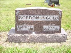 Gaynelle <i>Ingold</i> Bordon