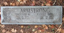 Eunice <i>Taylor</i> Armstrong
