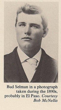 William Mathis Bud or Billy Selman