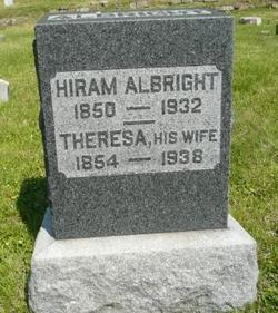 Hiram Albright, Jr