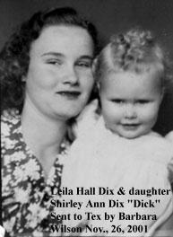 Leila Mae <i>Hall</i> Dix