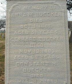 Constant H. Buecker