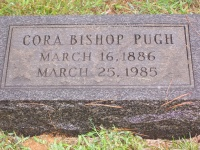 Cora Jackson <i>Bishop</i> Pugh