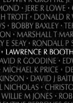 Maj Lawrence Randolph Booth
