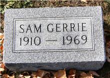 Sam Gerrie