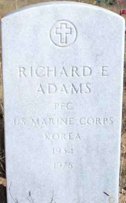 PFC Richard E. Adams