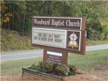 Woodward Baptist Church Cemetery