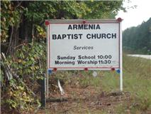 Armenia Baptist Church Cemetery