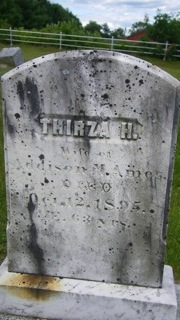 Thirza H. <i>Lincoln</i> Ames