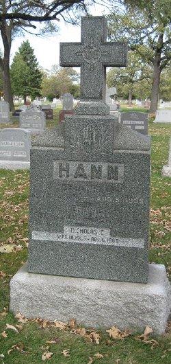 Nicholas C. Hann