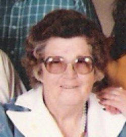 Alva Sue <i>Qualls</i> Morris