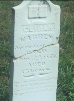 Elijah Warren