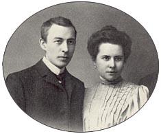 Mrs Natalya Alexandrovna Natalie <i>Satina</i> Rachmaninoff