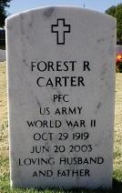 Forrest R Carter