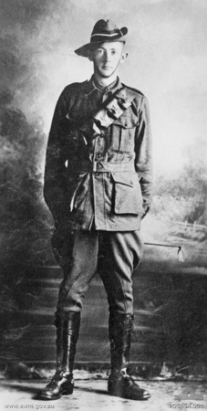 Private Walter Francis Reid