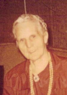 Nancy Beatrice Bea <i>Bush</i> Johnson