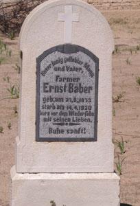 Ernst Baber