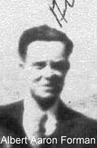 Albert Aaron Smokey Forman