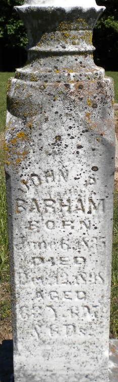 John Patterson Barham