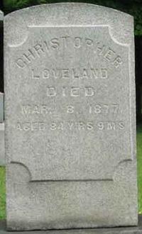 Christopher Loveland, Sr