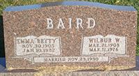 Emma Betty Baird
