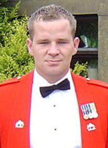 LCpl Graham Nathan Shaw