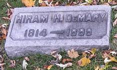 Hiram Henry DeMary