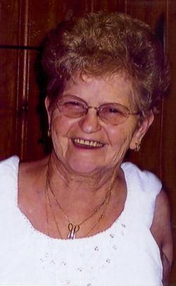 Hazel Lorraine Red <i>Kyger</i> Cadwell