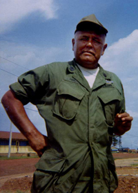 Sgt Pascal Cleatus Poolaw, Sr