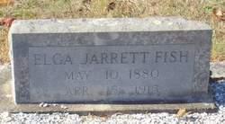 Elga Victoria <i>Jarrett</i> Fish