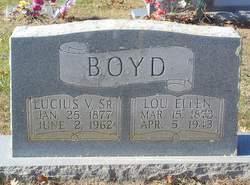 Rachel Lou Ellen Lou Ellen <i>Jarrett</i> Boyd