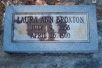 Laura Ann <i>Hewett</i> Broxton