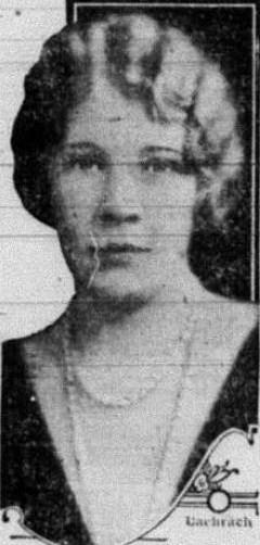 Florence <i>Trumbull</i> Coolidge