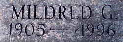 Mildred Grace <i>Rawlinson</i> Land
