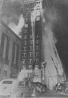 Winecoff Hotel Fire Memorial